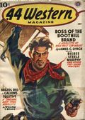 44 Western Magazine (1937-1954 Popular Publications) Pulp Vol. 6 #4