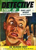 Detective Story Magazine (1915-1949 Street & Smith) Pulp 1st Series Vol. 160 #1