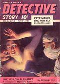Detective Story Magazine (1915-1949 Street & Smith) Pulp 1st Series Vol. 160 #2