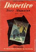 Detective Story Magazine (1915-1949 Street & Smith) Pulp 1st Series Vol. 162 #1