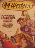 44 Western Magazine (1937-1954 Popular Publications) Pulp Vol. 7 #2