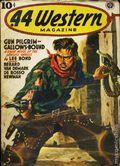 44 Western Magazine (1937-1954 Popular Publications) Pulp Vol. 7 #3