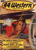 44 Western Magazine (1937-1954 Popular Publications) Pulp Vol. 7 #4