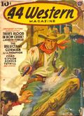 44 Western Magazine (1937-1954 Popular Publications) Pulp Vol. 8 #1