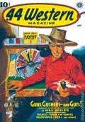 44 Western Magazine (1937-1954 Popular Publications) Pulp Vol. 8 #2