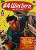 44 Western Magazine (1937-1954 Popular Publications) Pulp Vol. 9 #1