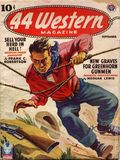 44 Western Magazine (1937-1954 Popular Publications) Vol. 10 #1