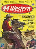44 Western Magazine (1937-1954 Popular Publications) Pulp Vol. 11 #1