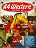 44 Western Magazine (1937-1954 Popular Publications) Pulp Vol. 12 #1
