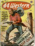 44 Western Magazine (1937-1954 Popular Publications) Pulp Vol. 12 #4