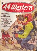 44 Western Magazine (1937-1954 Popular Publications) Pulp Vol. 14 #3