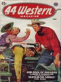44 Western Magazine (1937-1954 Popular Publications) Pulp Vol. 14 #4