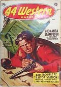44 Western Magazine (1937-1954 Popular Publications) Vol. 15 #1