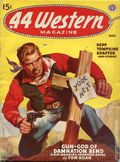 44 Western Magazine (1937-1954 Popular Publications) Pulp Vol. 15 #2