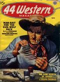 44 Western Magazine (1937-1954 Popular Publications) Pulp Vol. 16 #1