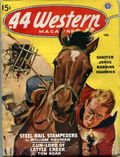 44 Western Magazine (1937-1954 Popular Publications) Pulp Vol. 16 #4