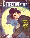 Detective Story Magazine (1952-1953 New Publications) Pulp 2nd Series Vol. 1 #1