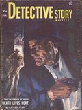 Detective Story Magazine (1952-1953 New Publications) Pulp 2nd Series Vol. 1 #2