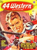 44 Western Magazine (1937-1954 Popular Publications) Pulp Vol. 17 #4
