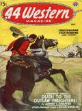 44 Western Magazine (1937-1954 Popular Publications) Pulp Vol. 18 #3