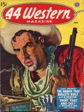 44 Western Magazine (1937-1954 Popular Publications) Pulp Vol. 19 #3