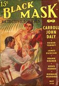 Black Mask (1920-1951 Pro-Distributors/Popular) Black Mask Detective Pulp May 1938