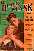 Black Mask (1920-1951 Pro-Distributors/Popular) Black Mask Detective Pulp Oct 1938