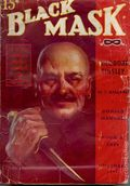 Black Mask (1920-1951 Pro-Distributors/Popular) Black Mask Detective Pulp Nov 1938