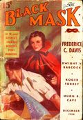 Black Mask (1920-1951 Pro-Distributors/Popular) Black Mask Detective Pulp Dec 1938