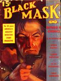 Black Mask (1920-1951 Pro-Distributors/Popular) Black Mask Detective Pulp Jan 1939