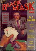 Black Mask (1920-1951 Pro-Distributors/Popular) Black Mask Detective Pulp Feb 1939
