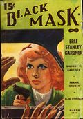 Black Mask (1920-1951 Pro-Distributors/Popular) Black Mask Detective Pulp Mar 1939