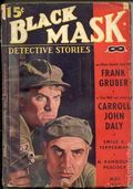Black Mask (1920-1951 Pro-Distributors/Popular) Black Mask Detective Pulp May 1939