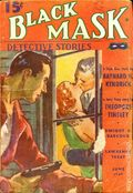 Black Mask (1920-1951 Pro-Distributors/Popular) Black Mask Detective Pulp Jun 1939