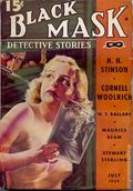 Black Mask (1920-1951 Pro-Distributors/Popular) Black Mask Detective Pulp Jul 1939