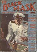 Black Mask (1920-1951 Pro-Distributors/Popular) Black Mask Detective Pulp Aug 1939