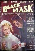 Black Mask (1920-1951 Pro-Distributors/Popular) Black Mask Detective Pulp Sep 1939