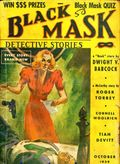 Black Mask (1920-1951 Pro-Distributors/Popular) Black Mask Detective Pulp Oct 1939
