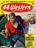 44 Western Magazine (1937-1954 Popular Publications) Pulp Vol. 20 #1