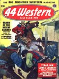 44 Western Magazine (1937-1954 Popular Publications) Pulp Vol. 20 #2