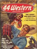 44 Western Magazine (1937-1954 Popular Publications) Pulp Vol. 21 #3