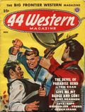 44 Western Magazine (1937-1954 Popular Publications) Pulp Vol. 22 #4