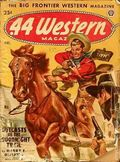 44 Western Magazine (1937-1954 Popular Publications) Pulp Vol. 23 #1