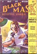 Black Mask (1920-1951 Pro-Distributors/Popular) Black Mask Detective Pulp Dec 1939