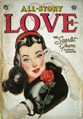 All-Story Love (1929-1955 Popular Publication) Pulp Vol. 106 #1