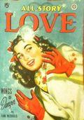 All-Story Love (1929-1955 Popular Publication) Pulp Vol. 106 #2