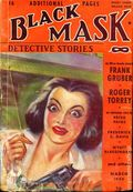 Black Mask (1920-1951 Pro-Distributors/Popular) Black Mask Detective Pulp Mar 1940