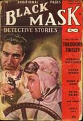 Black Mask (1920-1951 Pro-Distributors/Popular) Black Mask Detective Pulp Apr 1940