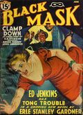Black Mask (1920-1951 Pro-Distributors/Popular) Black Mask Detective Pulp Jun 1940