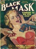 Black Mask (1920-1951 Pro-Distributors/Popular) Black Mask Detective Pulp Jul 1940
